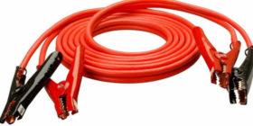 Jak zapojit startovací kabely