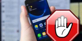 Jak zablokovat telefonní číslo v Android telefonu