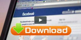 Jak stáhnout video z Facebooku