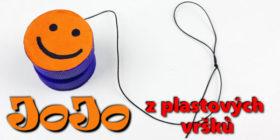 jak vyrobit jojo z plastových vršků