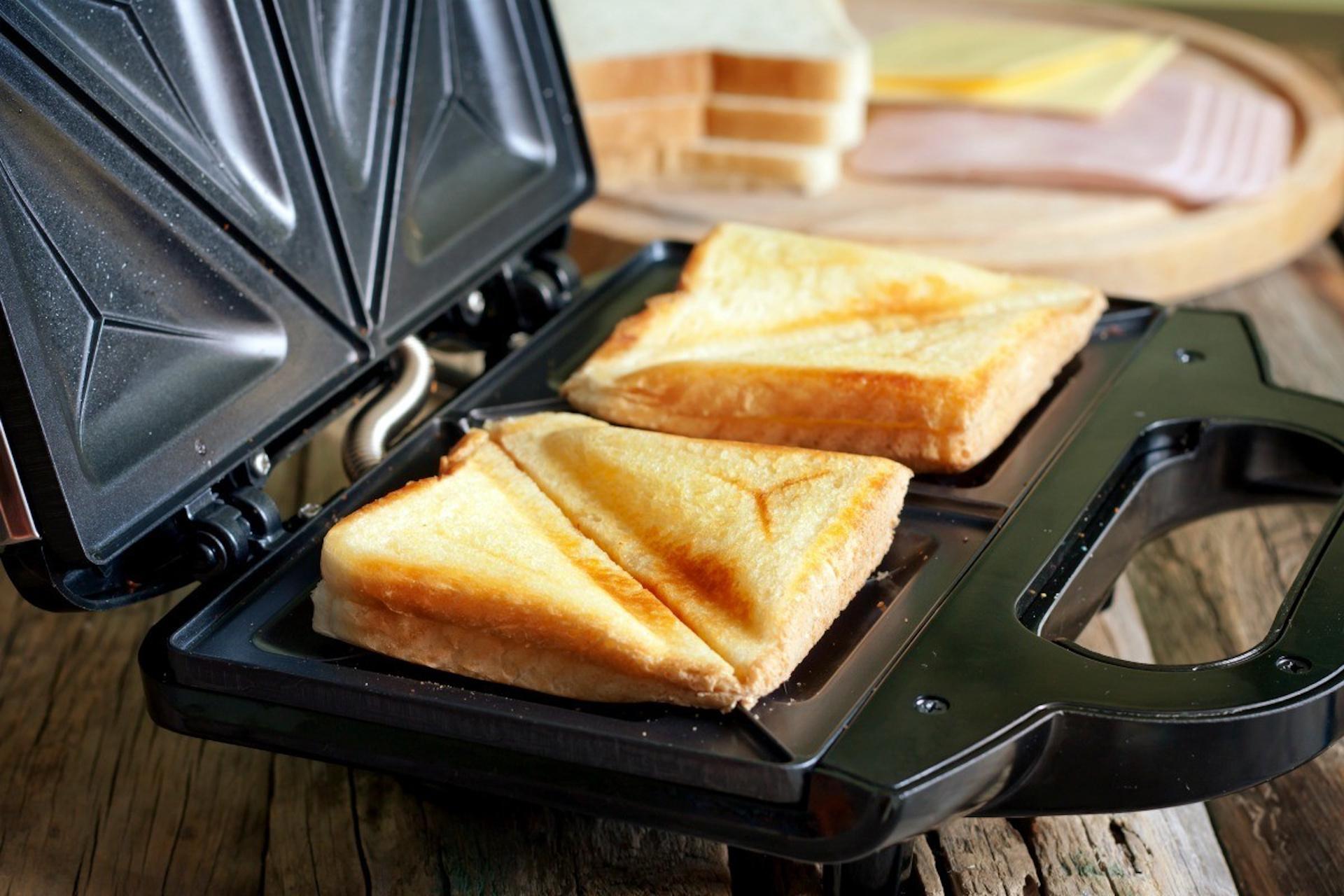 jednoduchý trik jak si nezničit sendvičovač