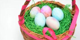2 Rychlé Triky Jak Obarvit Velikonoční Vajíčka - Duhové vajíčka a barvení rýží